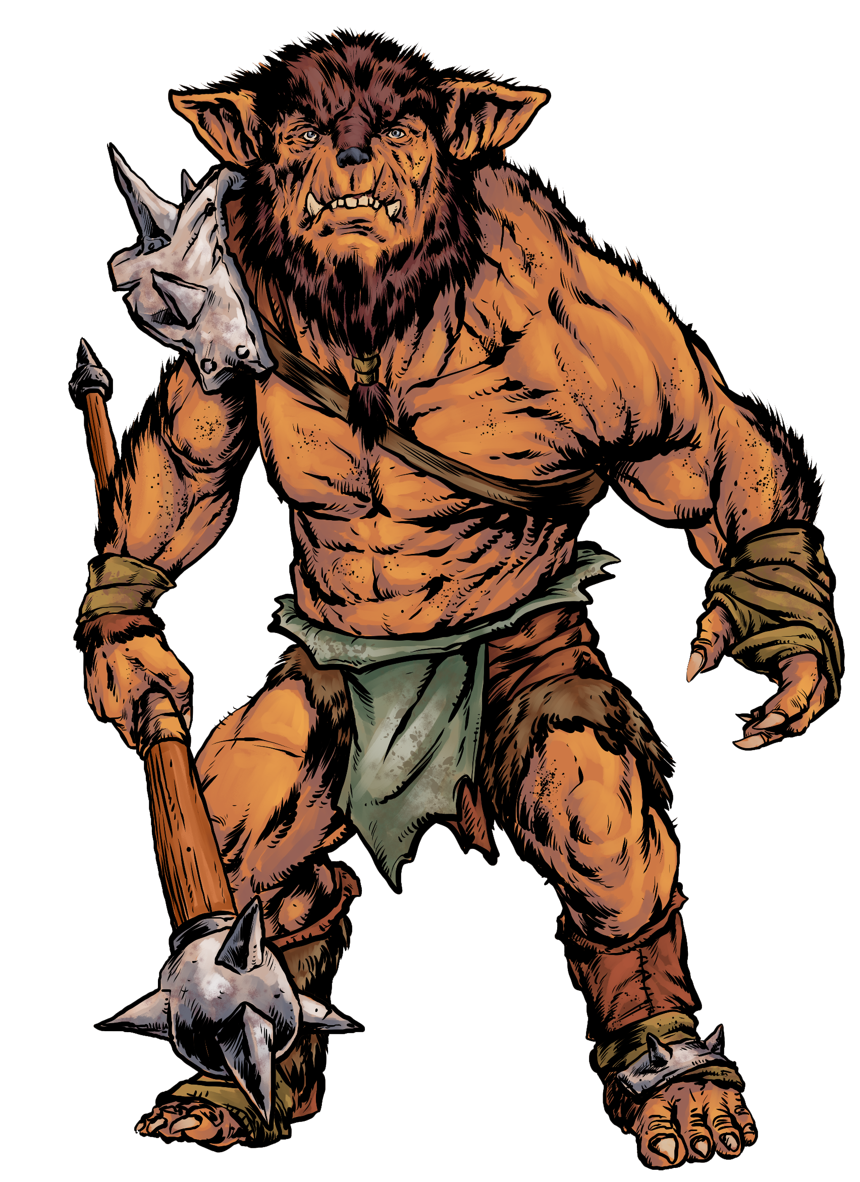 BugbearColor - FREE Fifth Edition Monsters, Maps, and More