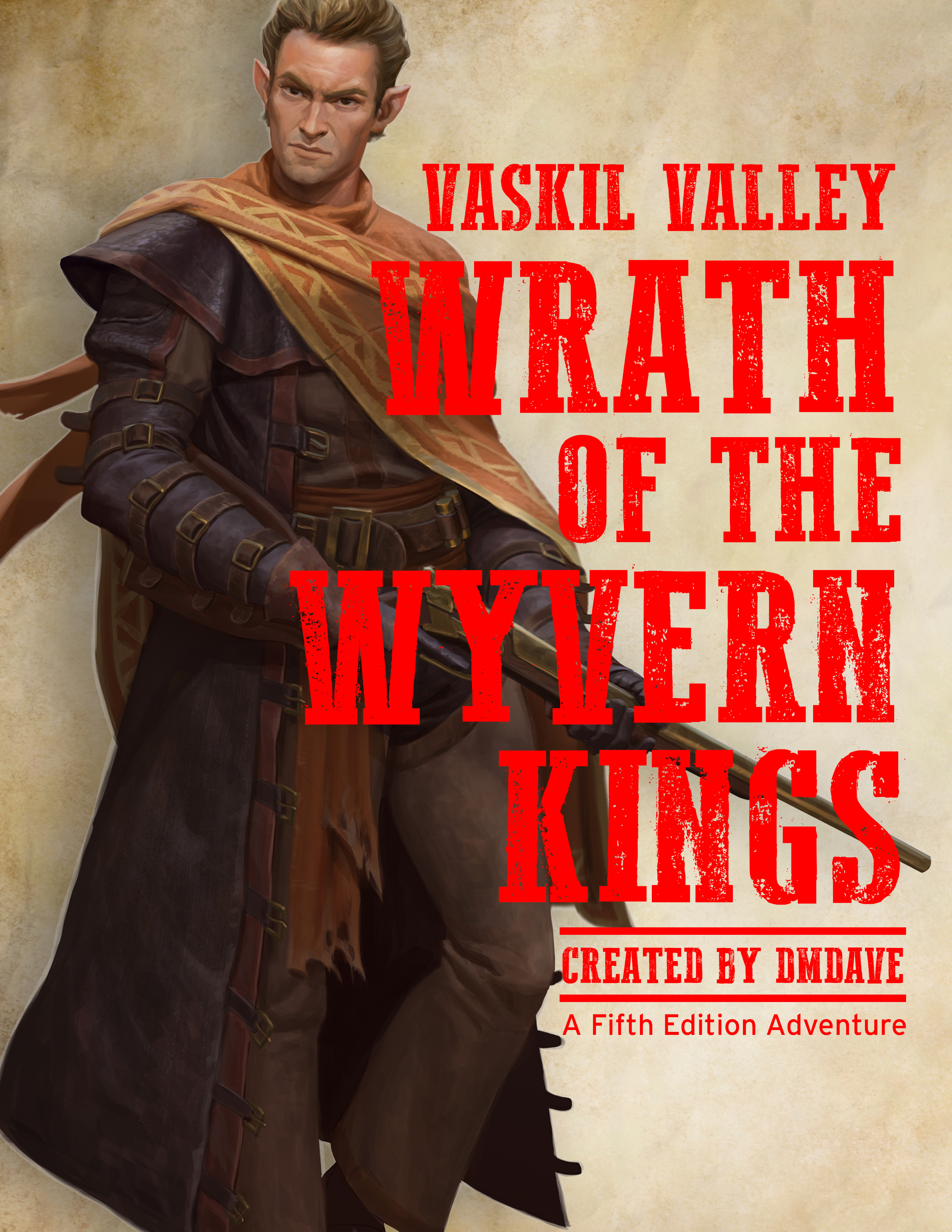 Vaskil Valley - Wrath of the Wyvern Kings at dmdave.com