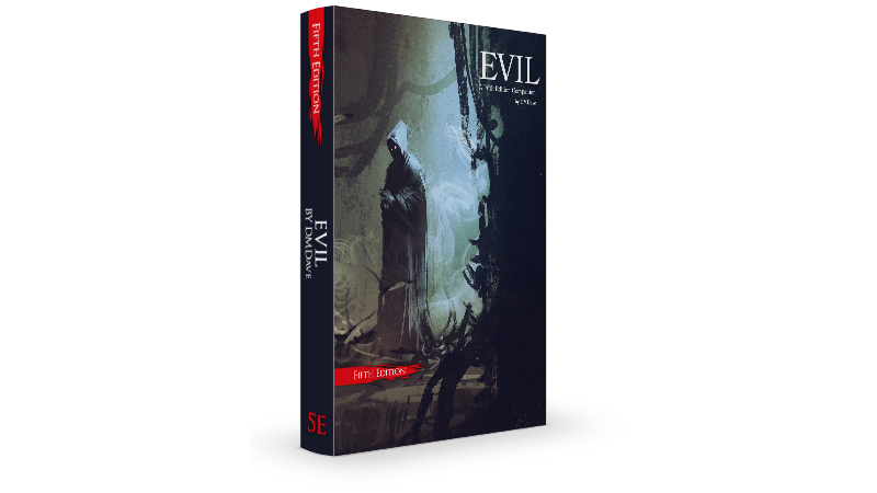 EVIL is now available for download!